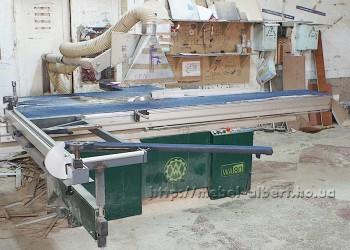 Изготовление мебели: порезка ДСП