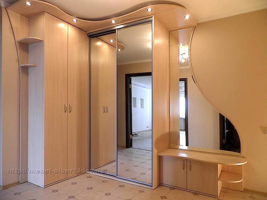 Шкафы купе угловые маленьких для прихожих дизайн